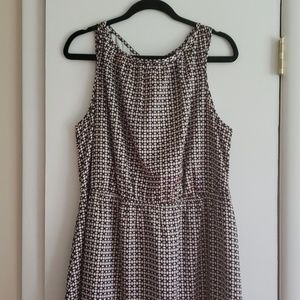 Midi dress from the Limited